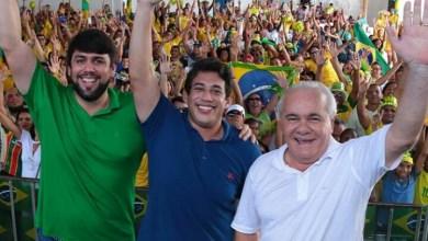 Foto de Osmar Filho apresenta seu apoio a candidatos para eleição deste ano