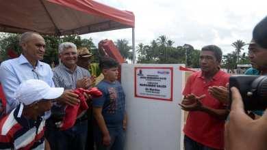 Foto de Prefeito Zé Martins inaugura Estádio de Futebol no aniversário de Paricatiua