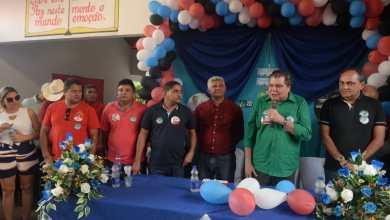 Foto de Prefeito Zé Martins apresenta seus candidatos à população de Bequimão