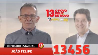 Photo of Candidatura de João Felipe é deferida pelo TRE-MA