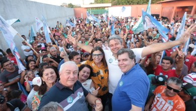 Photo of Roseana é abraçada pela população de Alto Alegre do Maranhão