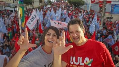 Foto de PT oficializa candidatura de Fernando Haddad à presidência