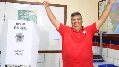 Foto de Flávio Dino é reeleito governador