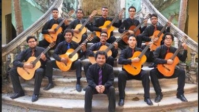Photo of Orquestra de Violões da UEMA-EMEM realiza concerto no Teatro Arthur Azevedo