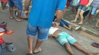 Photo of Acidente grave na cidade de Mirinzal-MA