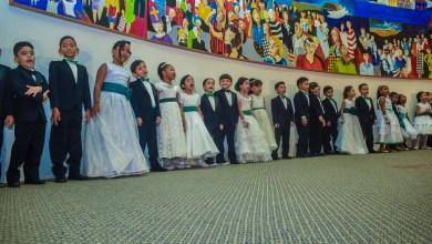 Photo of Formatura na Educação Infantil no Sementinha