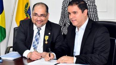 Foto de Prefeitura de São Luís e Ministério do Trabalho firmam convênio