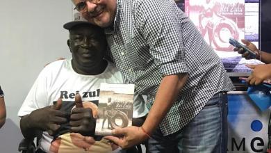 Foto de Zé Martins prestigia lançamento do livro que homenageia Zulu