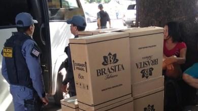Photo of Polícia apreende 5 mil carteiras de cigarros no MA