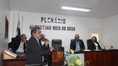 Foto de Osvaldo Gomes é empossado prefeito de Guimarães-MA