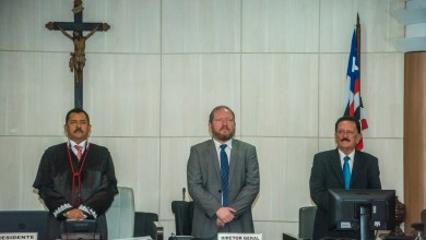Foto de Othelino Neto prestigia abertura do Ano Judiciário de 2019