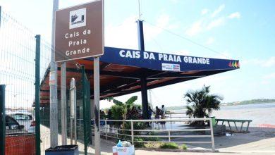 Foto de Cais da Praia Grande é entregue revitalizado e com mais segurança