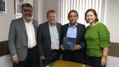 Photo of Raimundo Coelho visita Instituições ligadas ao Sebrae-MA