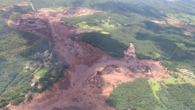 Photo of Barragem da Vale rompe e comete o maior crime ambiental do Brasil