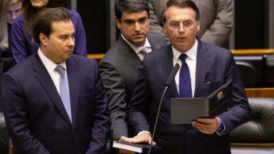 Foto de Bolsonaro recebeu R$ 33,7 mil de auxílio-mudança antes da posse