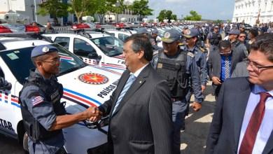 Foto de Flávio Dino: Maranhão pela Paz