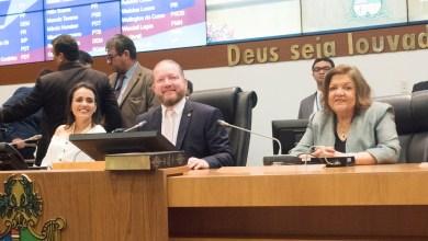 Foto de Othelino diz que nova Mesa Diretora é um marco histórico