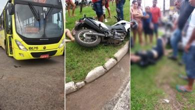 Foto de Acidente deixa um morto e um ferido em São Luís-MA
