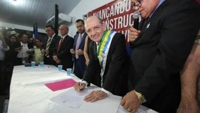 """Photo of Após Luís Fernando """"arregar"""", Eudes Sampaio assume prefeitura de Ribamar"""
