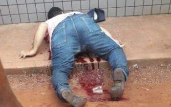 Photo of Homem é executado a tiros na cidade de Pinheiro-MA