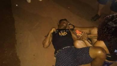 Foto de Quatro feridos em acidente em São Bento-MA