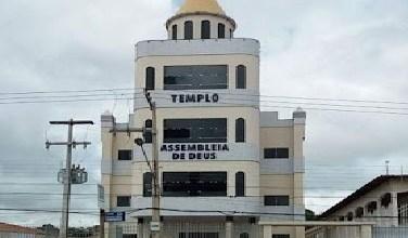 Foto de Ladrão invade Igreja Assembleia de Deus para roubar fiéis