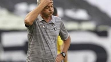Foto de Lisca Doido é demitido após derrota para o Fortaleza