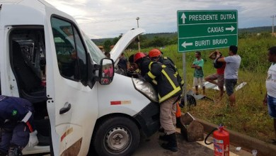 Foto de Acidente deixa 8 mortos e quatro feridos na BR-226