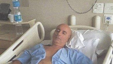 Foto de Queiroz pagou R$ 64 mil por cirurgia ao hospital Albert Einstein