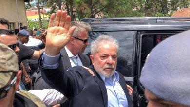 Foto de Lula acumula mais uma derrota no TRF-4
