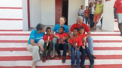 Photo of Zé Martins recebe representantes do Unicef em seu gabinete