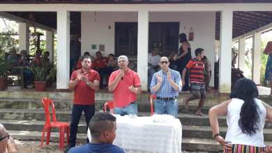 Foto de Zé Martins reúne lideranças em Bequimão
