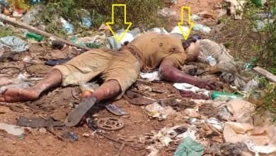 Foto de Homem é encontrado morto no lixão de Bequimão-MA