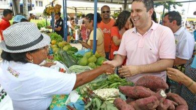 Foto de Nova etapa do Programa de Aquisição de Alimentos em São Luís