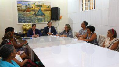 Foto de Vereadores garantem apoio às Escolas Comunitárias de São Luís