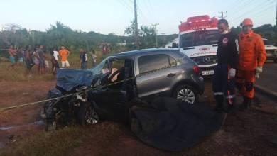 Photo of Acidente com morte na BR-135 no Anjo da Guarda em São Luís