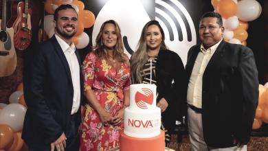 Foto de Rádio Nova FM 93,1 MHZ celebra aniversário