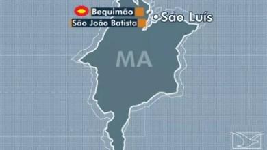 Foto de UNB confirma que Bequimão foi atingido por tremor de terra