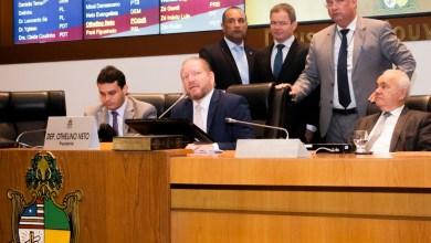 Foto de Plenário aprova projeto de Othelino Neto