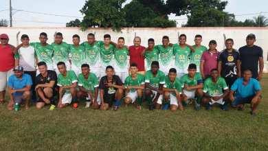 Foto de Guarani é campeão alcantarense de futebol SUB-17
