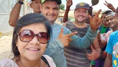 Foto de Fátima Araújo realiza mutirão para recuperar rua no João de Deus