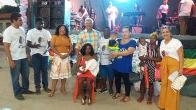 Foto de Prefeitura de Bequimão encerra 7ª Semana do Bebê Quilombola