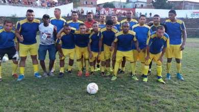 Foto de Fundo de Quintal é o campeão do futebol Máster do João de Deus