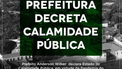Foto de Prefeito de Alcântara decreta Estado de Calamidade Pública