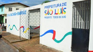 Foto de Centro de Saúde da Vila Bacanga é reinaugurada