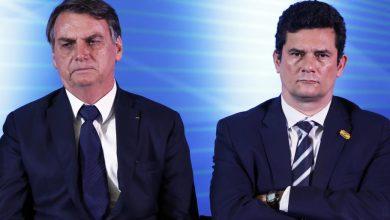 Photo of Bolsonaro pedia pra Moro investigar Rodrigo Maia, Dória e Witzel