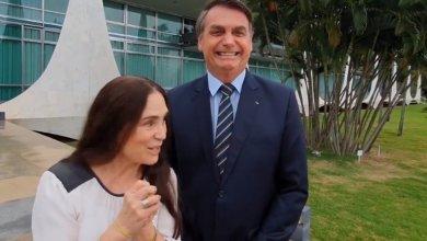 Photo of Regina Duarte deixa Secretaria de Cultura do governo Bolsoaro