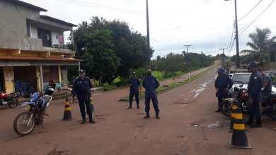 Photo of Guarda Municipal de Bequimão trabalha na prevenção da Covid-19