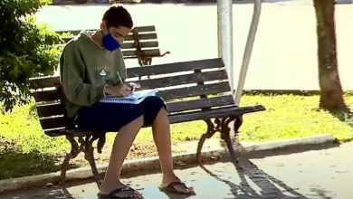 Photo of Estudante de Goiás é um exemplo de quem quer vencer na vida através dos livros