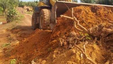 Foto de Prefeitura de Alcântara intensifica trabalho de recuperação de estradas vicinais